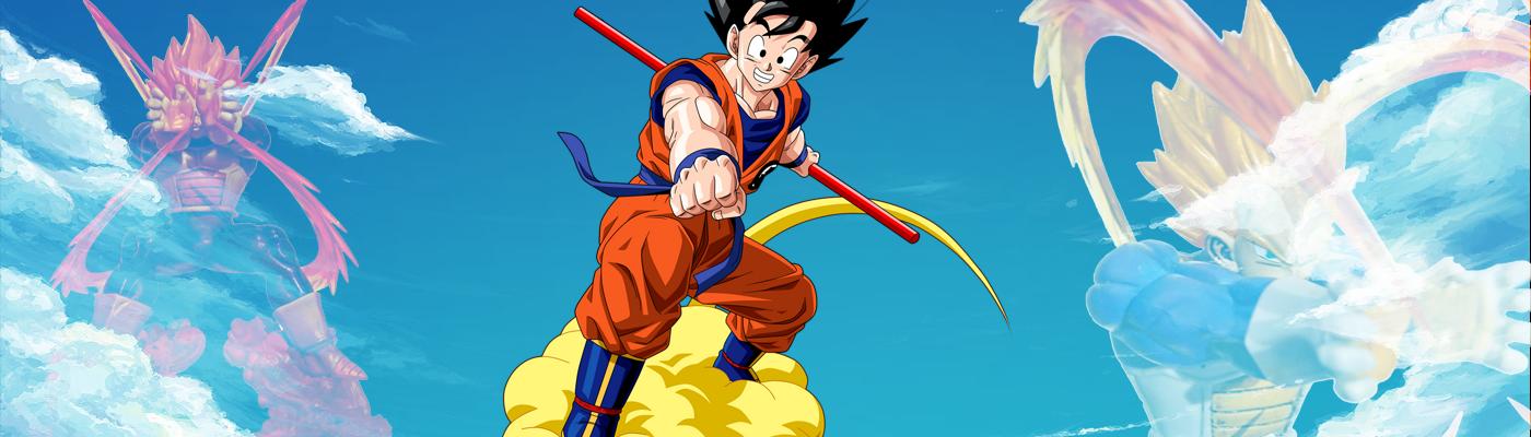 Anime - Goku