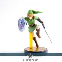 """Link - Legend of Zelda - Réplica Amiibo - 3,9"""""""