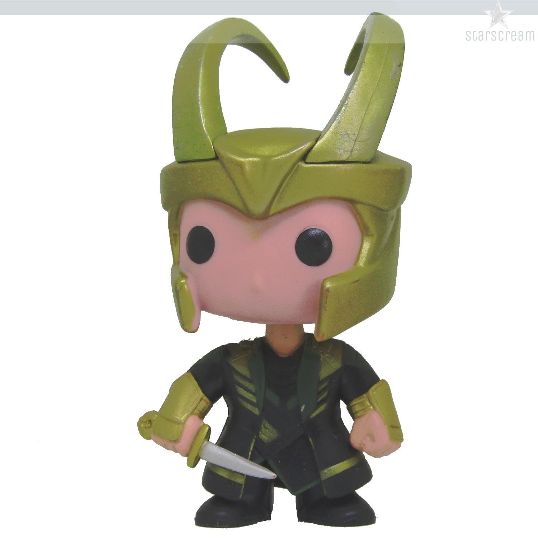 """Loki - Thor - 5,2"""""""