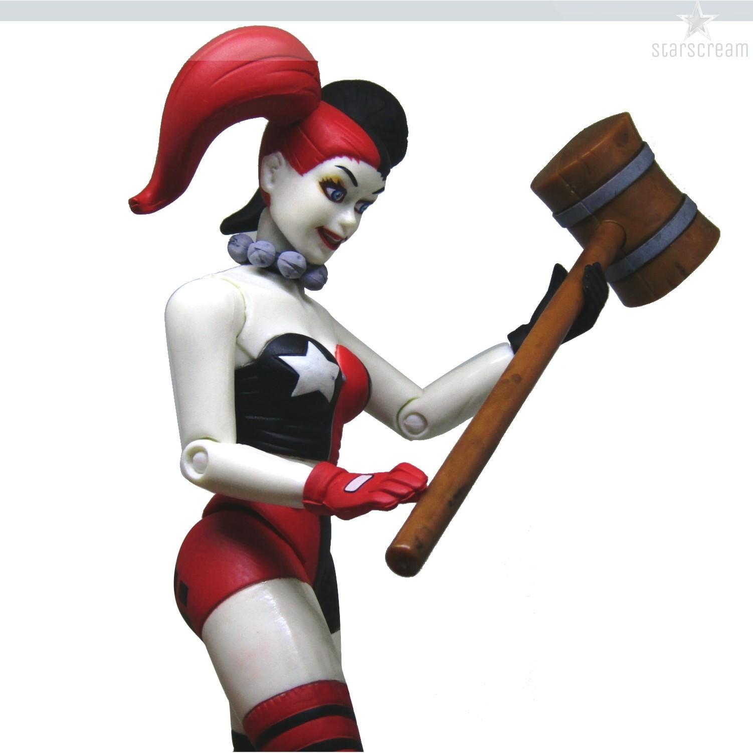 "Harley Quinn - 7,0"""
