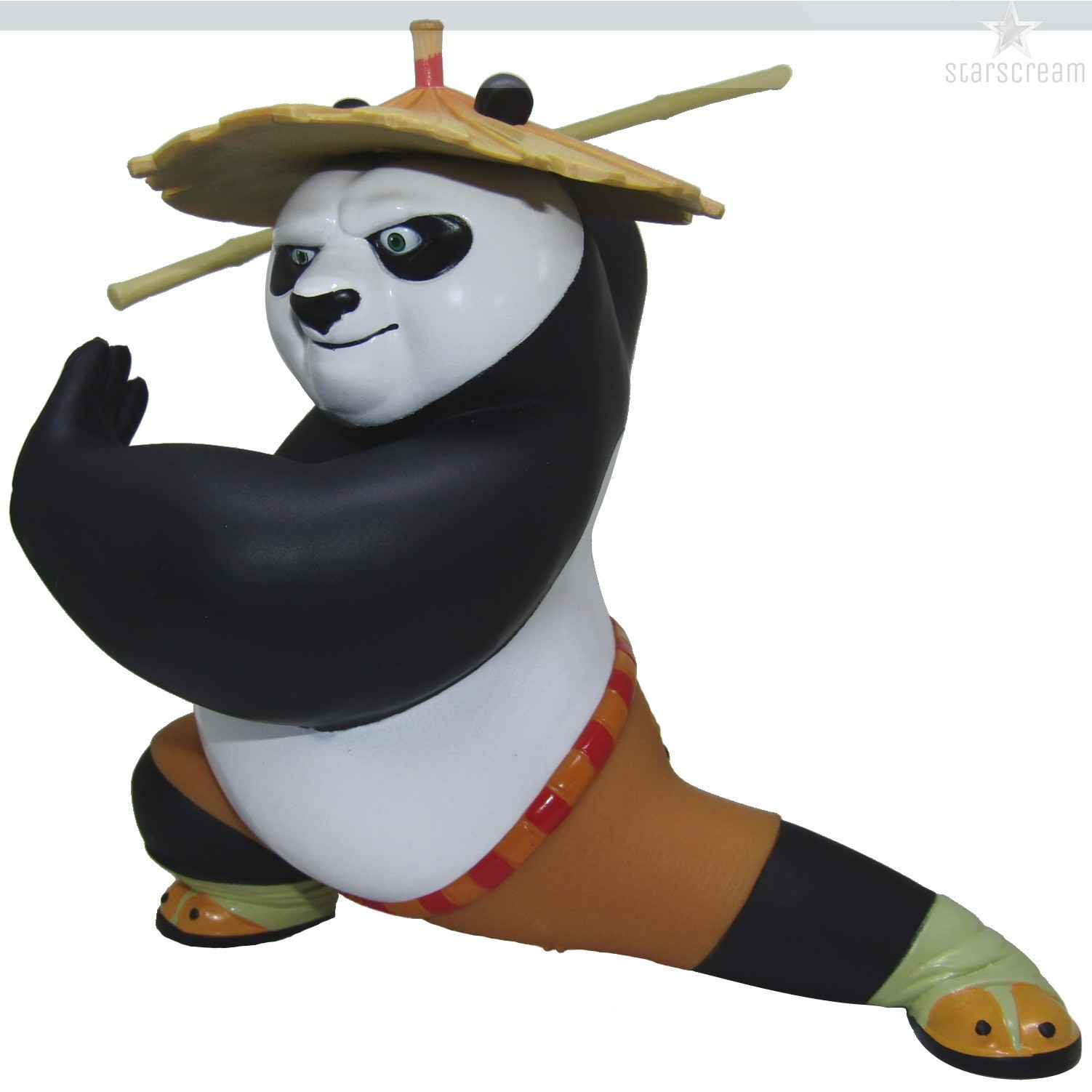 "Po - Kung Fu Panda - 5,5"""