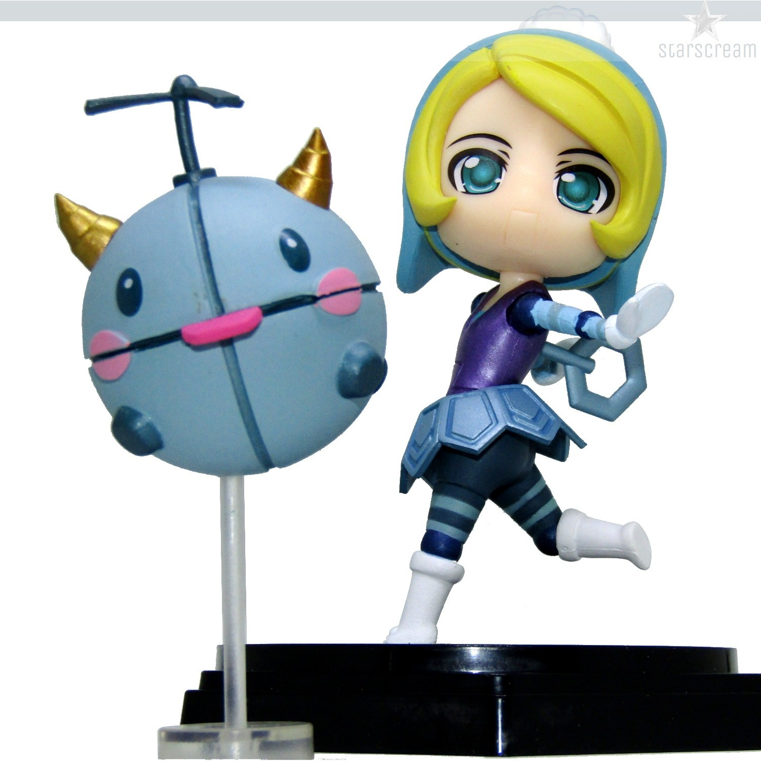 Orianna Winter Wonder - League of Legends - 4,5""