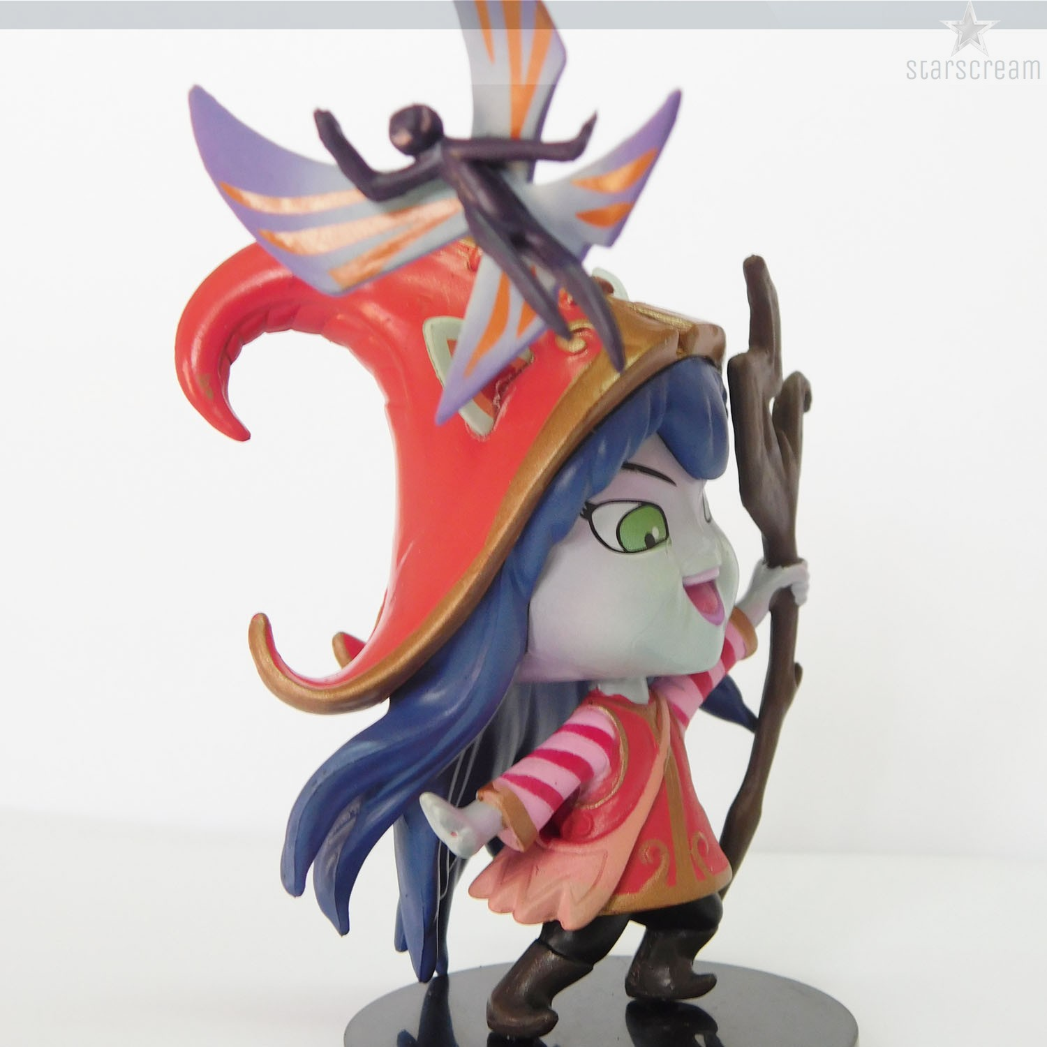 Lulu - League of Legends - 3,9""