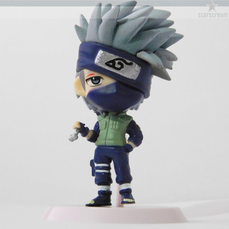 """Kakashi - Naruto - 3,1"""""""