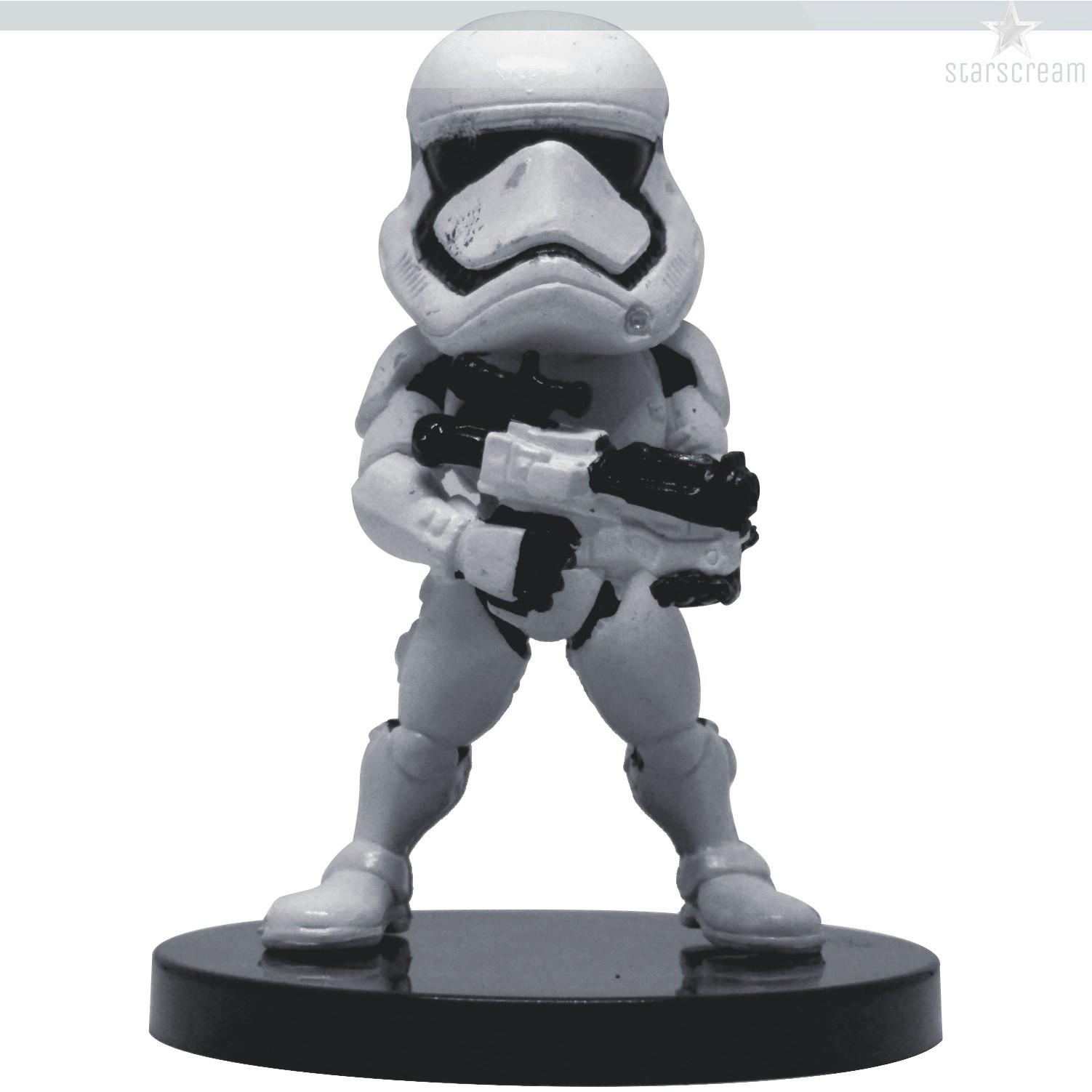 "Stormtrooper - Star Wars - 2,6"""