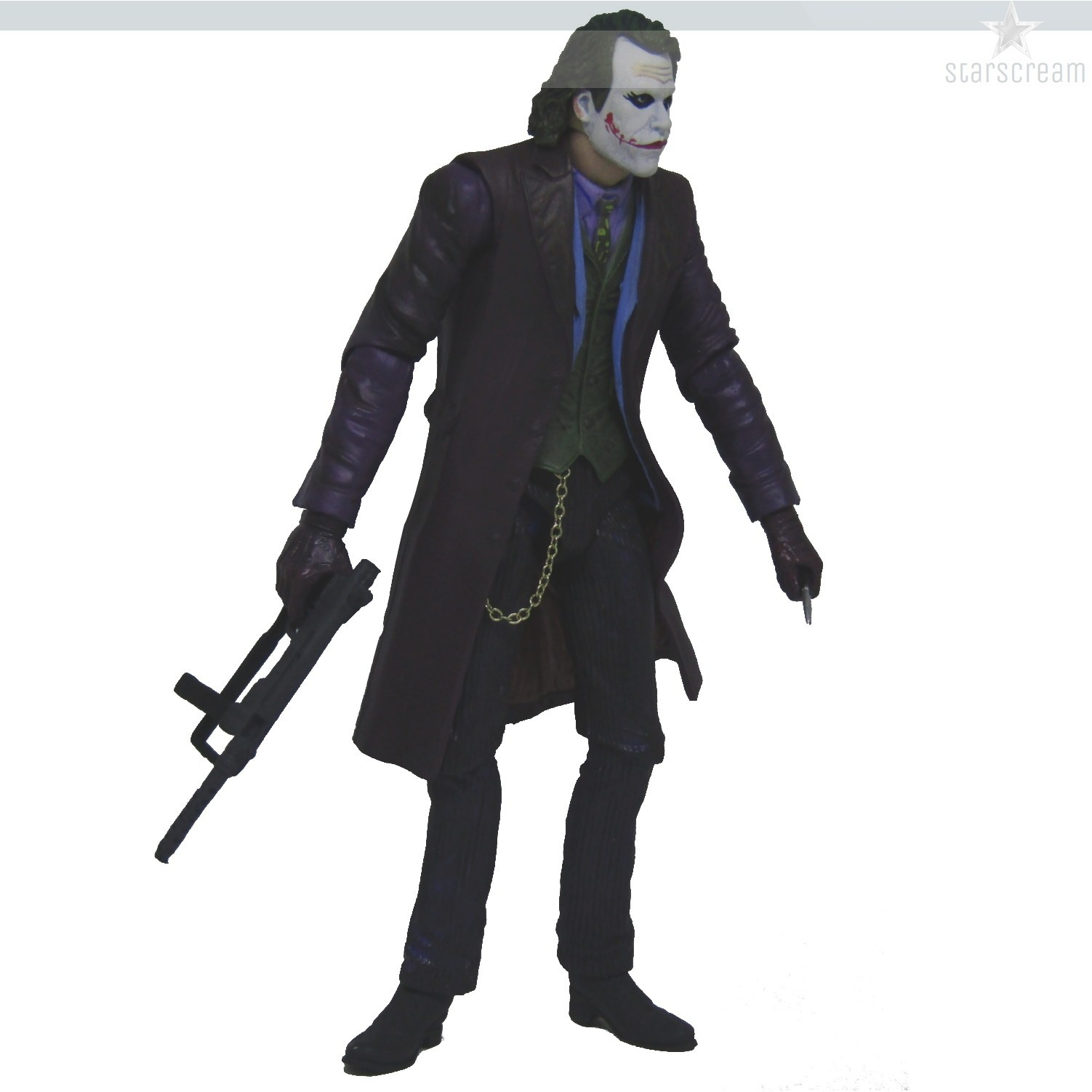 Joker - The Dark Knight - 7""