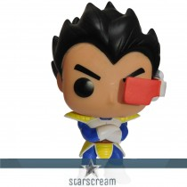 Vegeta - Dragon Ball Z - Réplica Funko - 4""