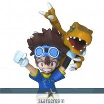 "Taichi e Agumon - Digimon - 4,5"""