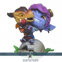 "Dragon Trainer Tristana - League of Legends - 4,3"""