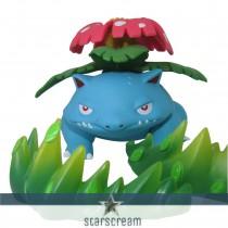 """Ash & Venusaur - Pokémon - 3,5"""""""