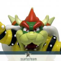 "Bowser - Super Mario - 3,5"""