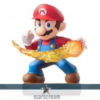 """Super Mario - Réplica Amiibo - 3,5"""""""