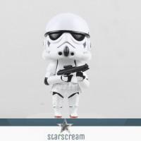 """Storm Trooper - Star Wars - 3,9"""""""