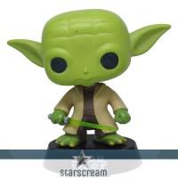 """Yoda - Star Wars - 3,2"""""""