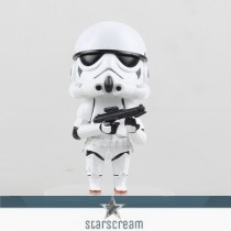 Storm Trooper - Star Wars - 3,9""